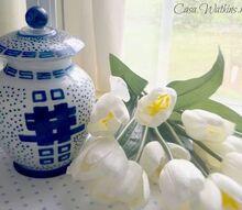 diy ginger jar, crafts, repurposing upcycling