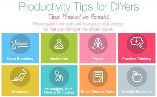 6 expert productivity tips to help you tackle any job