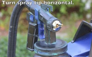how to use a paint sprayer to paint furniture a bookcase makeover, how to, painted furniture