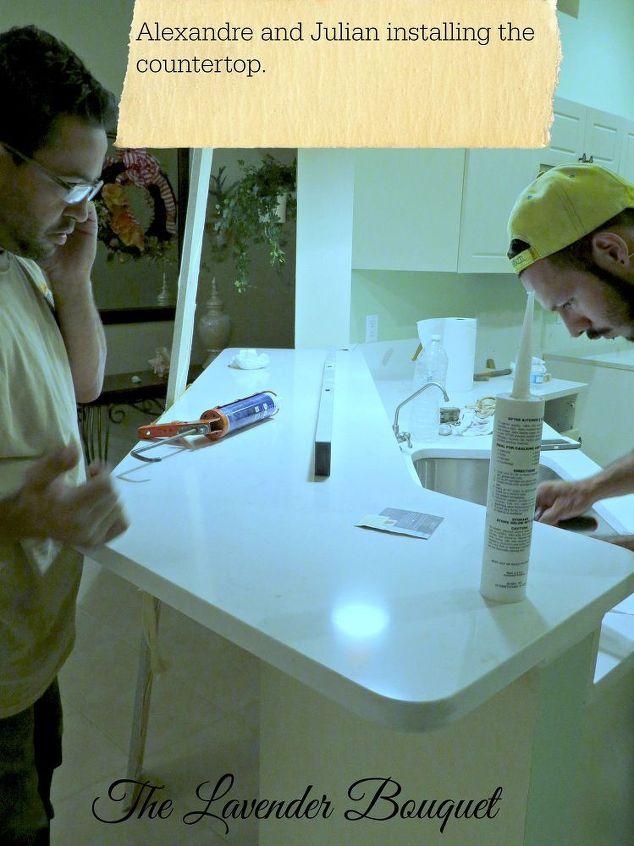 Selecting And Installing Quartz Countertops | Hometalk