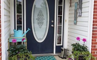 quick and easy patio update, curb appeal, outdoor living, patio