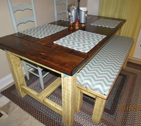 How to Make Your Own Farmhouse Table Hometalk