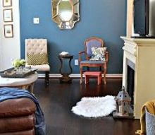 living room update new wood floors, flooring, hardwood floors, living room ideas