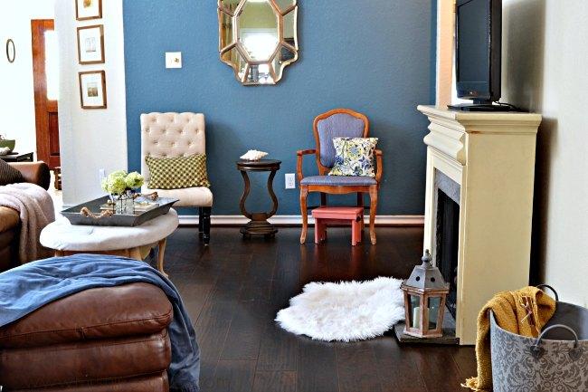 Living Room Update New Wood Floors Flooring Hardwood Ideas