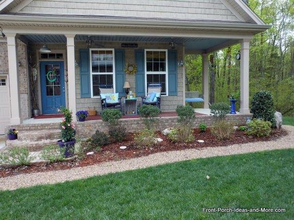 Front Yard Landscape Makeover Plant Guide Hometalk