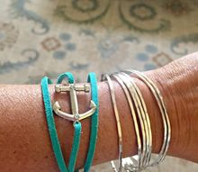 homemade chemical free mosquito repelling bracelet, crafts, how to, pest control
