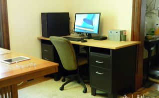file cabinets get a facelift, home office, organizing, painted furniture
