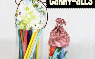 soda bottle carry alls, crafts, how to, repurposing upcycling