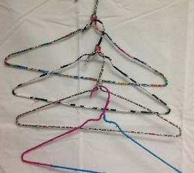 Retro Dyi Project Closet Space Saver And Hanger Decorations, Closet,  Crafts, How To