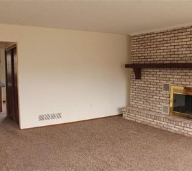 How To Decorate Around This Fireplace | Hometalk