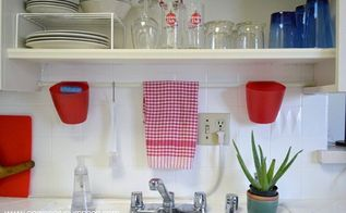 8 temporary kitchen updates to personalize your cooking space
