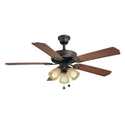 How I Gave My Ceiling Fan A Farmhouse Style Hometalk