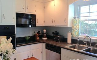 Kitchen Updates before & after: $387 budget kitchen update | hometalk