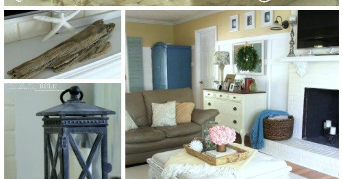 Coastal Summer Home Tour Hometalk