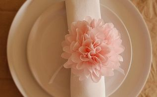 upgrade dinnertime 7 diy napkin ring ideas, crafts, dining room ideas, repurposing upcycling