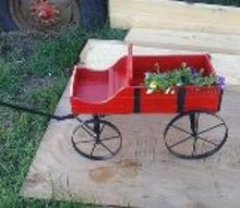 repurposed items to garden planters, container gardening, gardening, repurposing upcycling