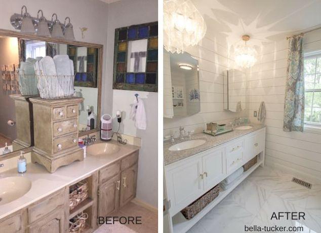 Removing Bathroom Mirror Medicine Cabinets
