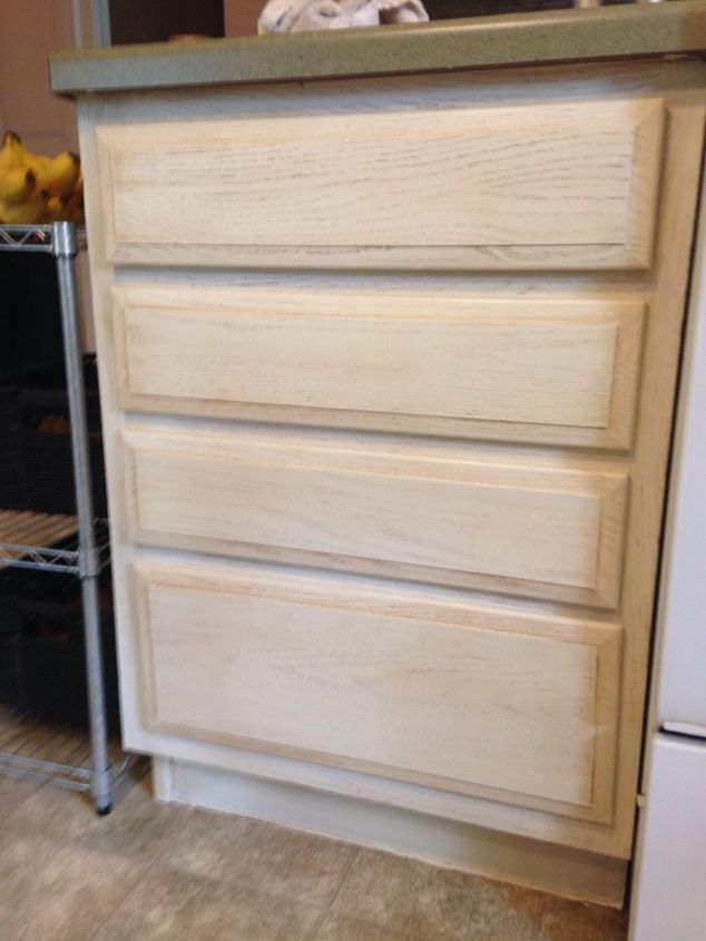 Kitchen Cabinets Makeover with Milk Paint | Hometalk