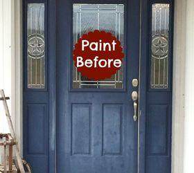 Attractive Paint Front Door #15: Front Door Painting, Curb Appeal, Doors, Paint Colors, Painting
