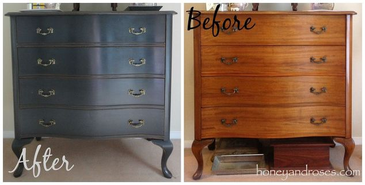 Bedroom Chest-of-Drawers Makeover | Hometalk