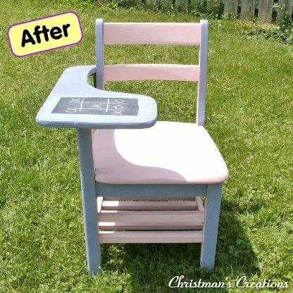 Old Desk Chair Refurbished Hometalk