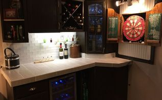 awesome bar for under 200 from upcycled material, diy, painted furniture, repurposing upcycling, woodworking projects