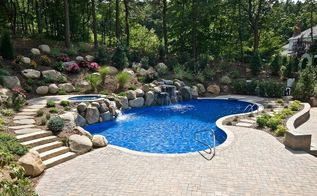 landscaping how the experts do it, landscape, ponds water features, Professional Landscape Design