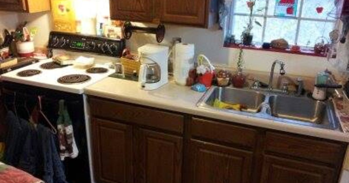 Question About Laminate Kitchen Countertops Hometalk