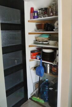 designer pantry makeover, closet, kitchen design, organizing, storage ideas