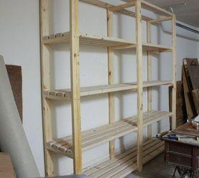 easy diy garage shelving diy garages how to shelving ideas woodworking