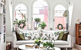 8 living room design tricks, home decor, living room ideas, Photo via Laurel Wolf