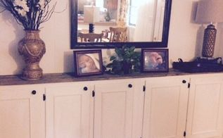 old cabinets repurposed, kitchen cabinets, kitchen design, repurposing upcycling