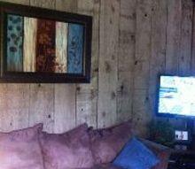 q painting paneled walls, painting, wall decor