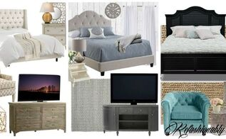 master bedroom style boards, bedroom ideas