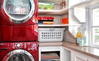 10 smart small laundry room storage and organization ideas, laundry rooms, organizing, storage ideas