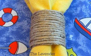 diy twine napkin ring, crafts, dining room ideas, how to, repurposing upcycling