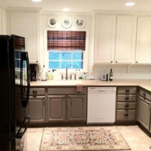 S Kitchen Cabinets 50's kitchen needs some updating.. help! | hometalk
