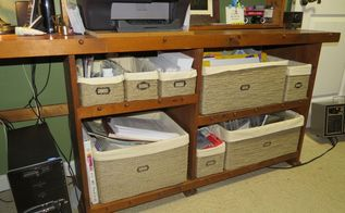 repurposed cardboard boxes to jute baskets, crafts, how to, organizing, repurposing upcycling, storage ideas