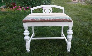 upcycled chair, painted furniture, repurposing upcycling, reupholster