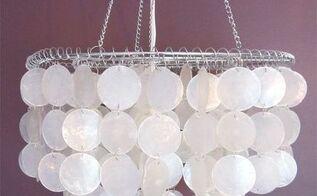restoration hardware chandelier hack, diy, how to, lighting