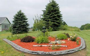 flower garden makeovers, flowers, gardening, landscape