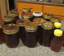 how to harvest honey, gardening, homesteading, how to