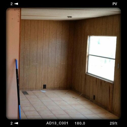 Remodeling Mobile Home On A Budget!!