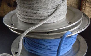 how to make yarn from old t shirts, crafts, how to, repurposing upcycling