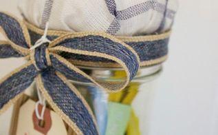 mason jar pin cushion and sewing kit, crafts, how to, mason jars, repurposing upcycling