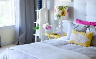 a diy bedroom makeover, bedroom ideas