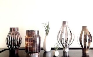 paper lanterns from furniture catalogs, crafts, how to, repurposing upcycling