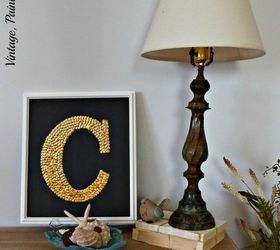 Diy Monogram Wall Art, Crafts, How To, Wall Decor Part 82