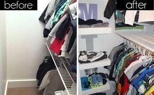 days of the week clothing organizer, organizing