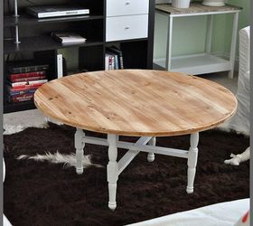 A Coffee Table Update Rustic Style, Painted Furniture, Repurposing  Upcycling, Rustic Furniture ...